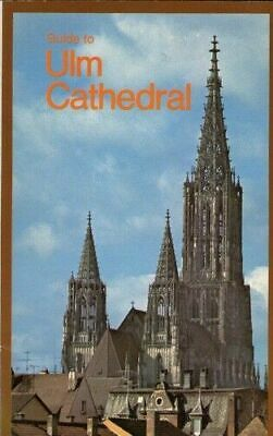 Ulm Cathedral Guide 1986 Germany Photos History SC Book • 4.94£