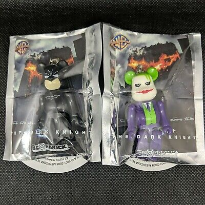 $31.99 • Buy Pepsi Warner Bros BE@RBRICK Bearbrick The Dark Knight Rare Japan W/T #81 And #82