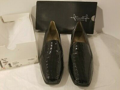 $ CDN33.86 • Buy Hush Puppies Soft Syle  Meredith Black Womens Shoes Size 12w New In Box