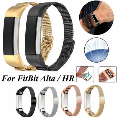 AU14.24 • Buy For Fitbit Alta HR ACE Milanese Watch Band Sport Stainless Steel Strap Bracelet