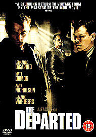 £0.05 • Buy The Departed (DVD, 2007, 2-Disc Set)