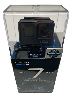 $ CDN291.10 • Buy GoPro HERO7 Action Camera - Black - New- Free Same Day Or Next Day Shipping!