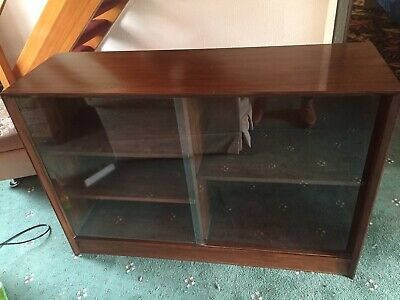 £40 • Buy Gibbs Bookcase With Glass Front