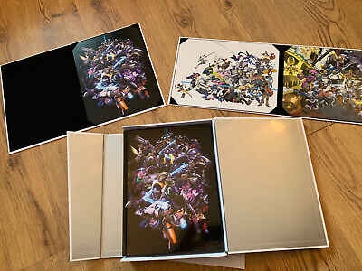 AU90.67 • Buy The Art Of Overwatch Limited Edition Decorative Book And Prints