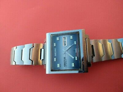 $ CDN477.28 • Buy Rare Vintage Seiko 5 Actus SS  6106-5440 Two Tone Dial  Automatic Watch _1146