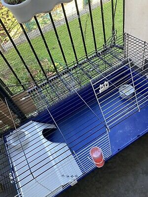 £19.99 • Buy XL Ferplast Rabbit Guinea Pig Cage With Accessories