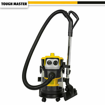 £73.99 • Buy Industrial Vacuum Cleaner Tough Master Wet And Dry  - 15L Bagless