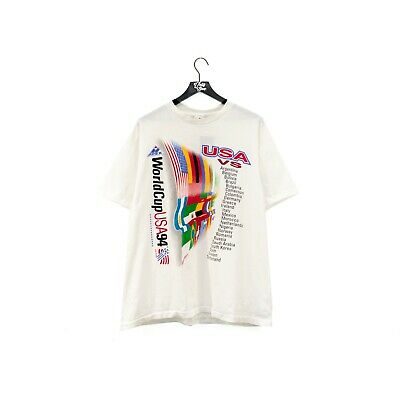 £39.99 • Buy Apex One 1994 World Cup USA VS T-Shirt Size XL
