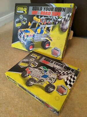 £5.50 • Buy Steel Mechanic Build Your Own Sets X2