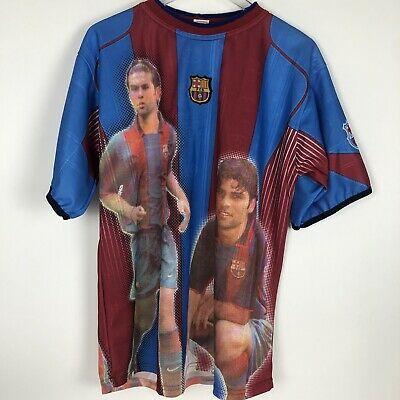 £14.15 • Buy FC Barcelona UEFA Champions League Full Graphic Jersey Patch Marquez Size L