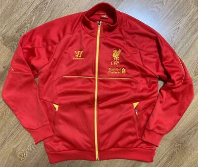 £32.59 • Buy Liverpool England Football Track Top Jacket Warrior Size XL Excellent