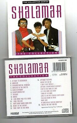 £3.99 • Buy Shalamar - The Collection   (CD 1994)