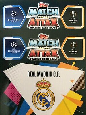 £1.33 • Buy Match Attax 20/21 - Champions League Cards  Buy 3 Get 12 Free