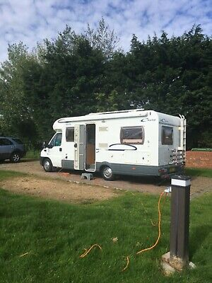 £24995 • Buy Fiat Ducatto Motor Home 2005   Lunar Champ H621