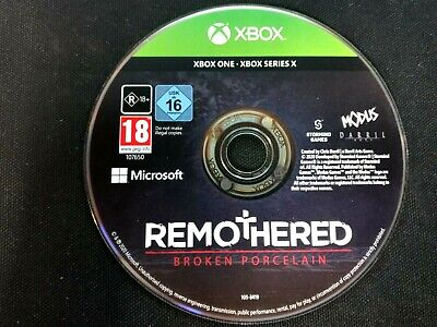 $16.97 • Buy Remothered: Broken Porcelain - (Series X/Xbox One) Disc Only #42908