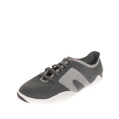£10.99 • Buy CAMPER Mesh Sneakers Size 37 UK 4 US 7 Grey Low Top Lace Up Closure Round Toe