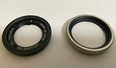 $ CDN363.93 • Buy Almost Mint Contax T3 P-Filter 30.5mm + 30.5 Adapter For T3 T3D From Japan #90