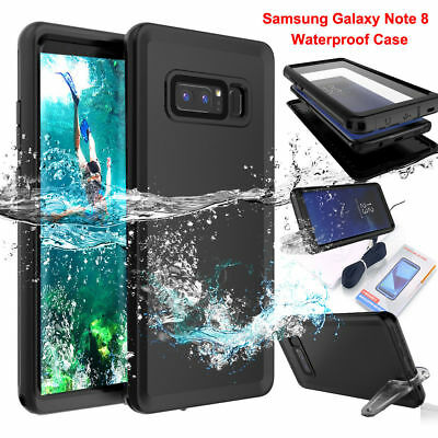 $ CDN13.45 • Buy For Samsung Galaxy Note 8 Waterproof Dust Proof Shockproof Full Body Cover Case