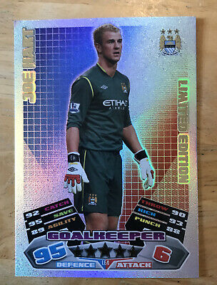£1.50 • Buy Match Attax 2011-2012 Joe Hart Limited Edition LE4
