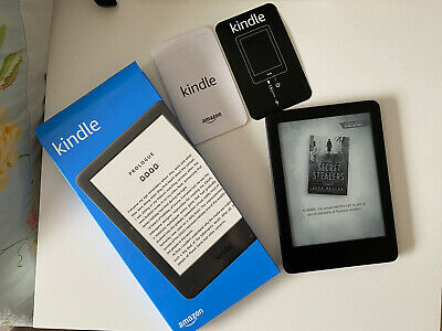 £30 • Buy Amazon Kindle (10th Generation) 6  4GB EBook Reader - Black
