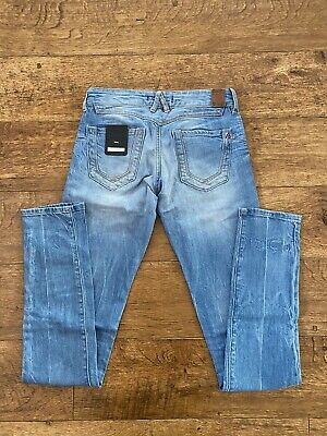 £17 • Buy Womens Replay Skinny Jeans Waist25 Lenght34