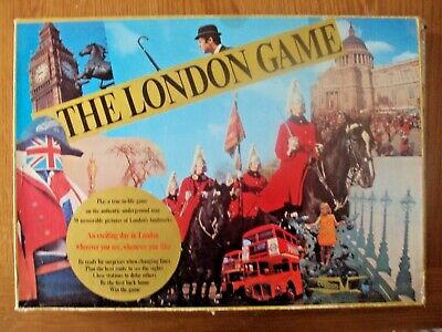 £7.99 • Buy The London Board Game Vintage 1970s