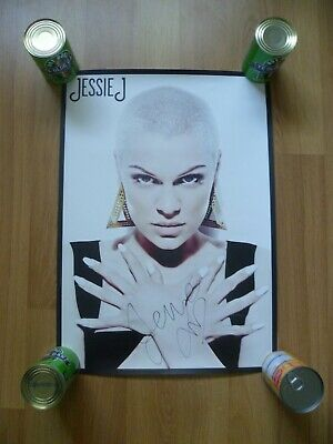 £12.94 • Buy JESSIE J Signed Autographed Hand Signed  23x16 Poster
