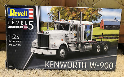 $ CDN32.67 • Buy Revell Kenworth W-900 Model, Tires Not Included