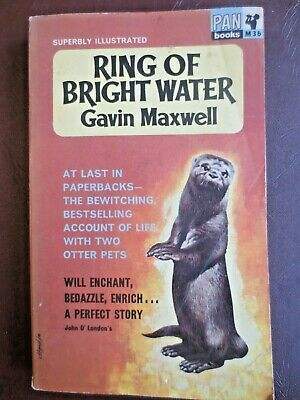 £4.99 • Buy VINTAGE PAN Ring Of Bright Water Gavin Maxwell 1963 Otter Story Paperback Book