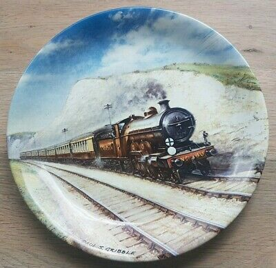 £7.49 • Buy Collectors Railway Plate  Southern Belle