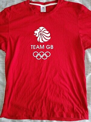 £4.99 • Buy Team GB T-Shirt / London 2012 Olympics / Official Merchandise / Collectible