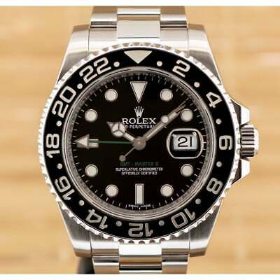 $ CDN17548.64 • Buy Rolex GMT Master II - With Box And One Year Warranty From 2017