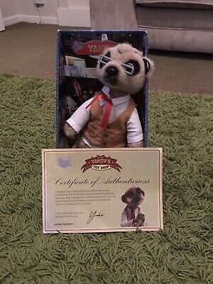 £1.90 • Buy Compare The Meerkat Yakov Toy In Box With Certificate