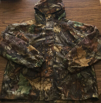 £17.75 • Buy Herter's Advantage Timber Camo Jacket XL Hunting Coat Excellent
