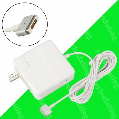 $14.88 • Buy 60W Laptop Power Adapter Charger For MacBook Pro Air 13'' A1425 A1502 A1435