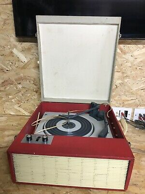 £24.95 • Buy Fidelity Valve Record Player  Faulty