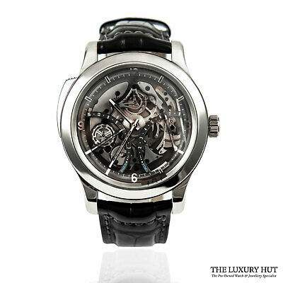 £72200 • Buy Jaeger Lecoultre Master Grande Tradition Minute Repeater Limited Edition Ref:...