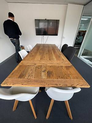 AU800 • Buy Dining Room Table Extendible