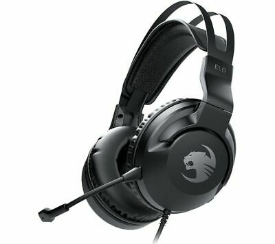 £21.99 • Buy ROCCAT Elo X Stereo Gaming Headset - Black - Currys