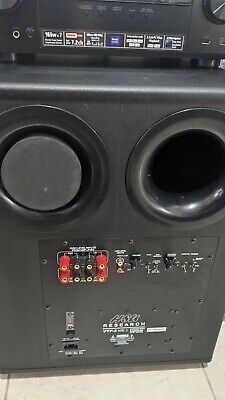 $499.99 • Buy HSU Research VTF-3 MK3 Powered Subwoofer GREAT WORKING CONDITION