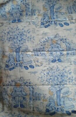 £14.99 • Buy  Vintage Hobby Holly Polycotton Fabric 80 X 94 Cm Down    * LAST CHANCE TO BUY *