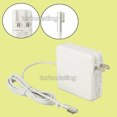 $16.90 • Buy US 85W AC Adapter Power Charger Cord For Mac Book Pro Air 13  15  17  L-Tip