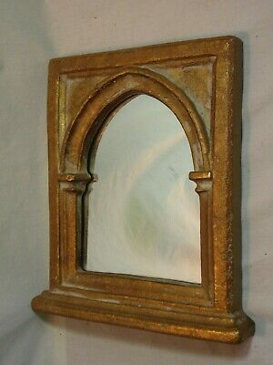 £22.31 • Buy R.M. Kulicke Gothic Arch In Rectangular Frame Reproduction Mirror Wall Decor