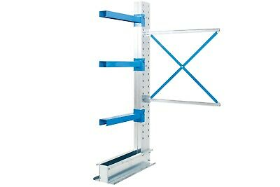 £565.13 • Buy Single Sided Cantilever Warehouse Racking - Extension Bays