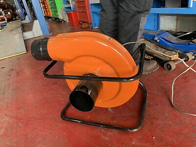 £300 • Buy Dyno Rolling Road Exhaust Fume Extraction Fan Extractor