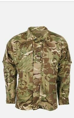 £6 • Buy British Army Issue Shirt  MTP Lightweight Jacket. 170/96 (small)