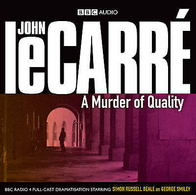 £4.99 • Buy A Murder Of Quality By John Le Carre CD Audio New/unsealed