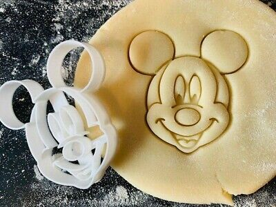 £3.95 • Buy Mickey Mouse Cookie Cutter Baking Kitchen Cake