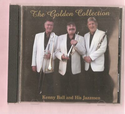 £14.99 • Buy Kenny Ball & His Jazzmen - The Golden Collection Cd.