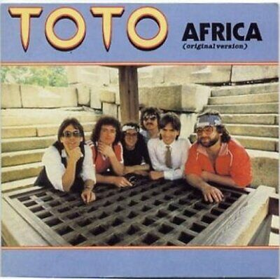 £6.43 • Buy Toto Africa (#6598702)  [Maxi-CD]